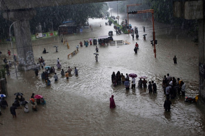 Floods in Chennai