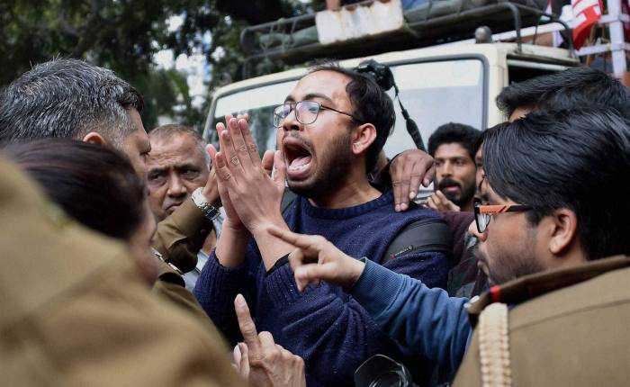 Everything You Need to Know About the JNU Incident